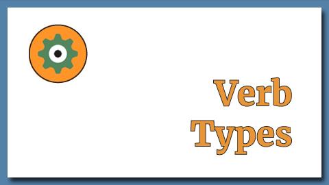 Finnish Verb types