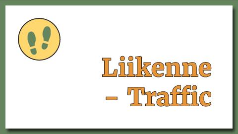 Liikenne - traffic