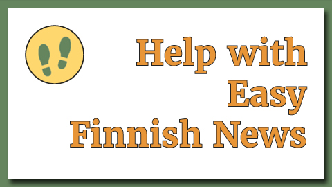 Help with Easy Finnish News