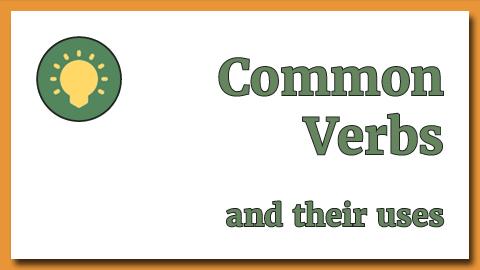 Common Finnish Verbs