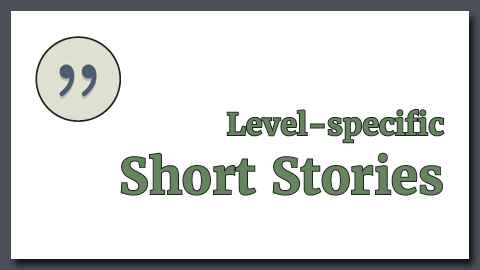 Level-specific Short Stories course card
